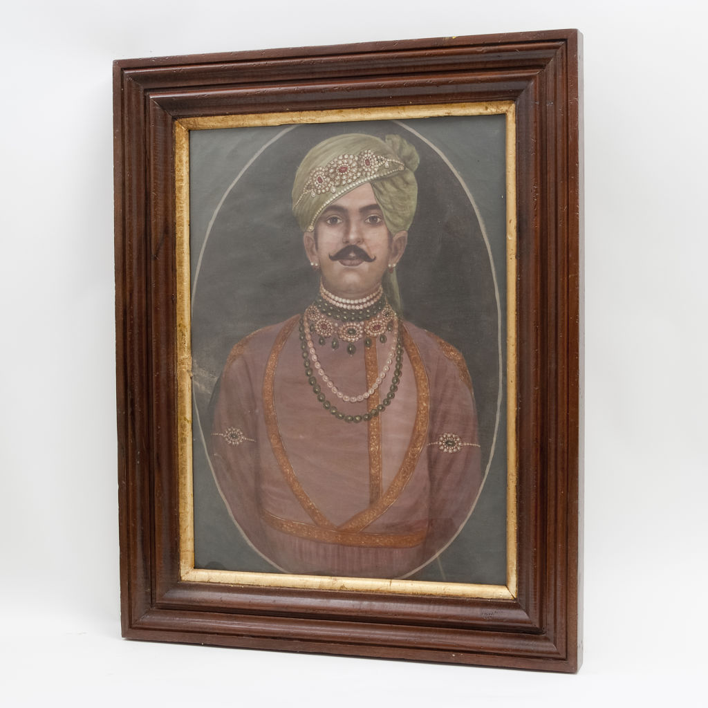 Portrait of a Maharaja