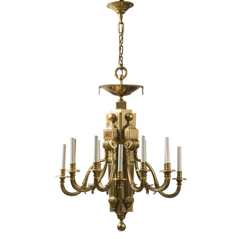 French Louis XVI style Chandelier