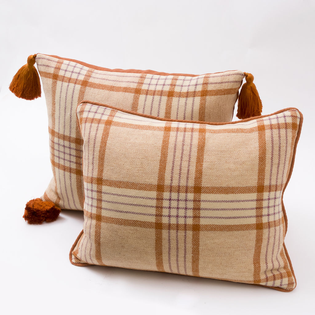 Welsh Wool Cushion
