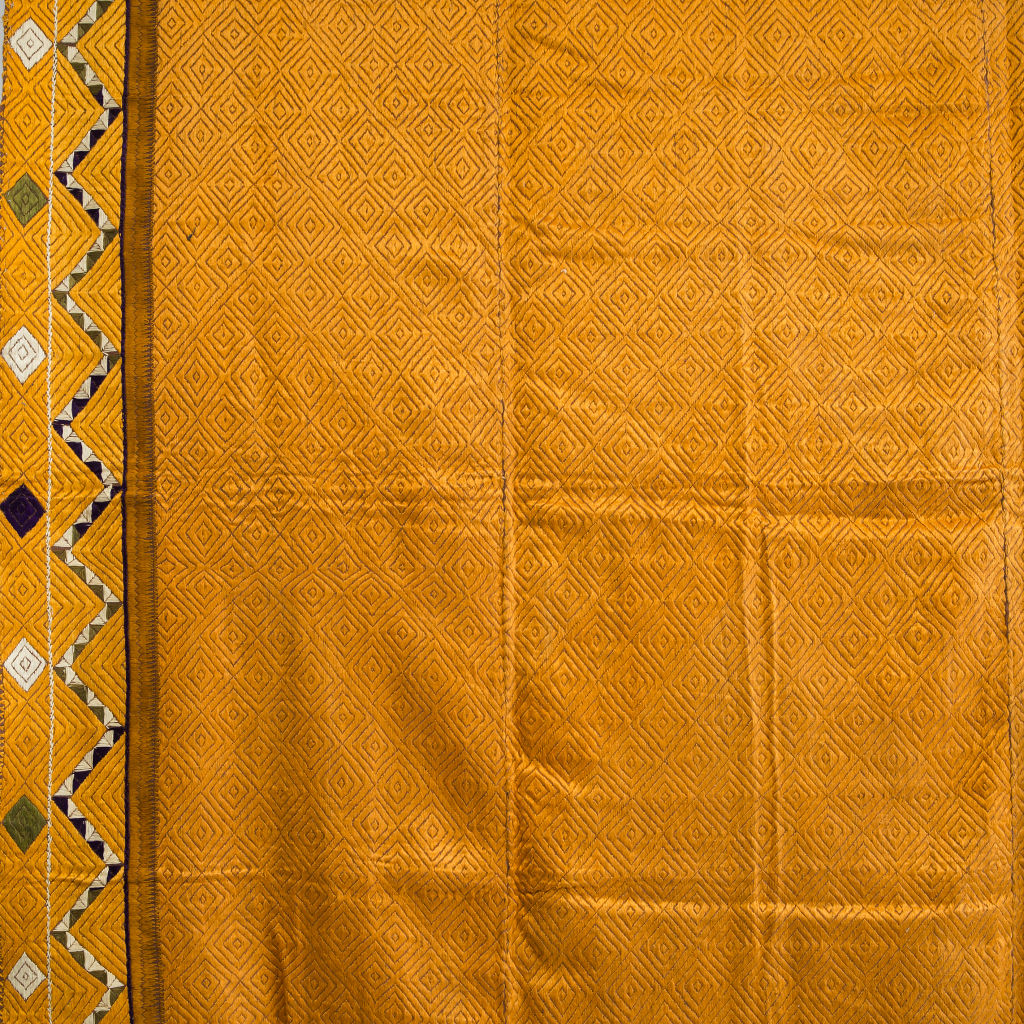 """Indian Bhags"" Side Pattern"