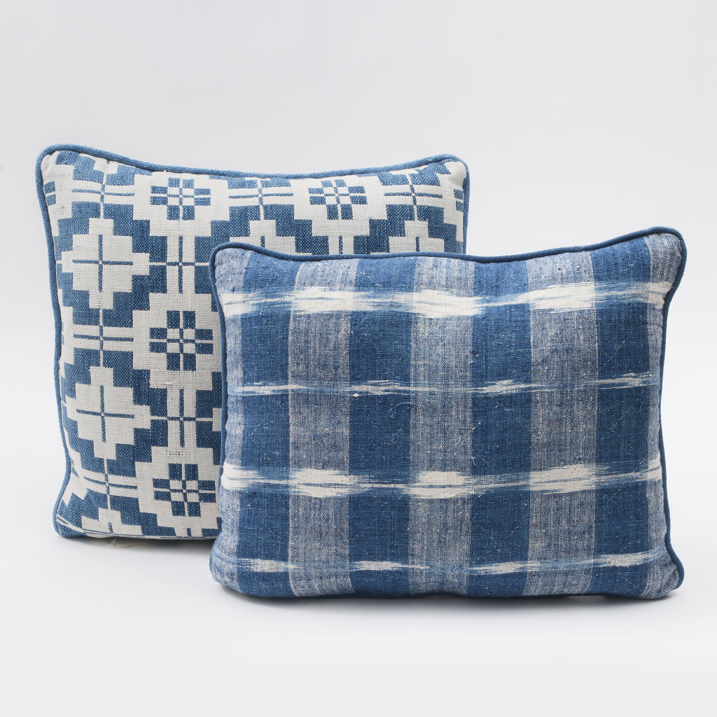 Ikat and Indian Fabric