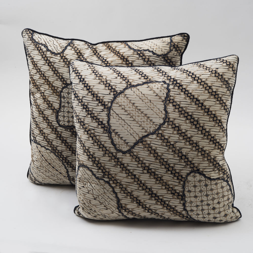 Java Fabric Cushions