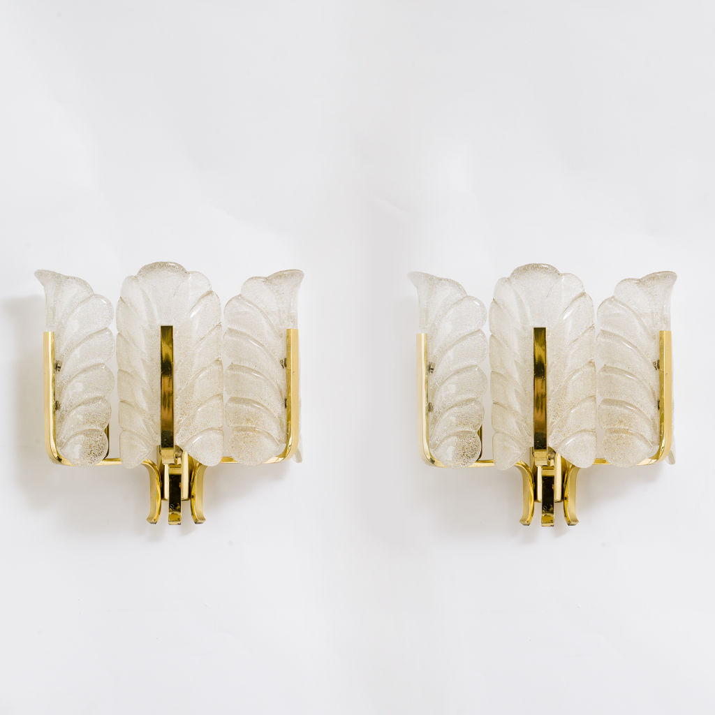Carl Fagerlund Sconces