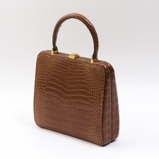 48249 Brown Handbag