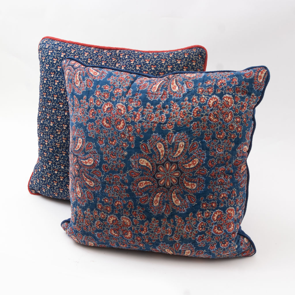 French 19th Century Cushions