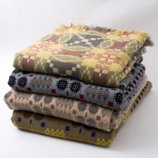 tapestry wool blankets (welsh)