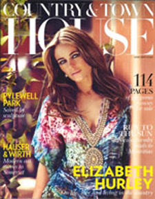 Country & Town House June 2014