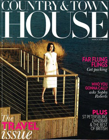 Country & Town House March 2014