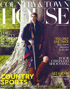 Country & Town House September 2014
