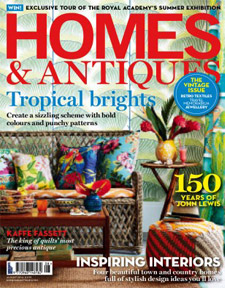 Homes & Antiques August 2014