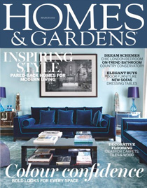 Homes & Gardens March 2015