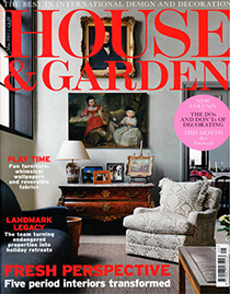 House and Garden May 2015