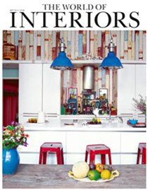World of Interiors May 2015