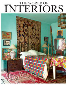 World of Interiors October 2014