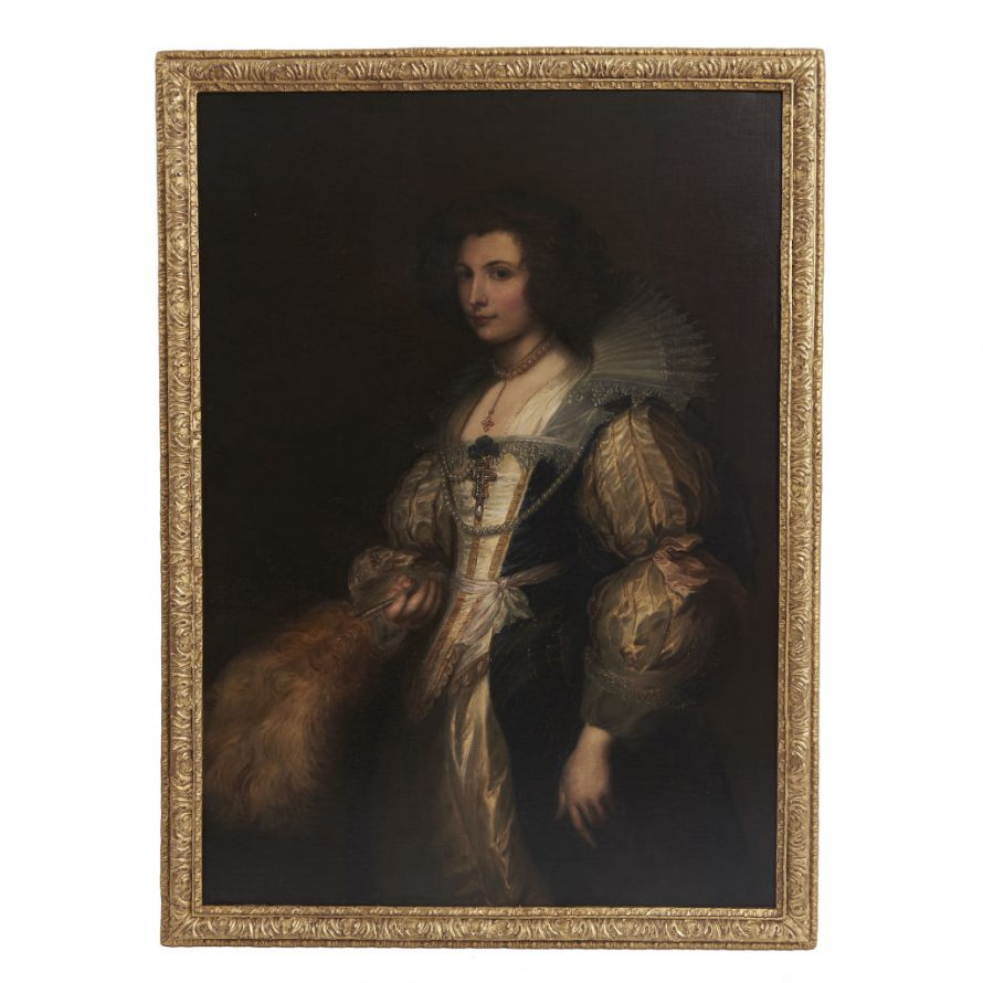 Oil Painting after Van Dyck