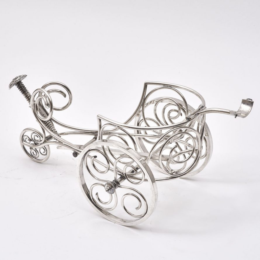 Silver Bottle Carriage