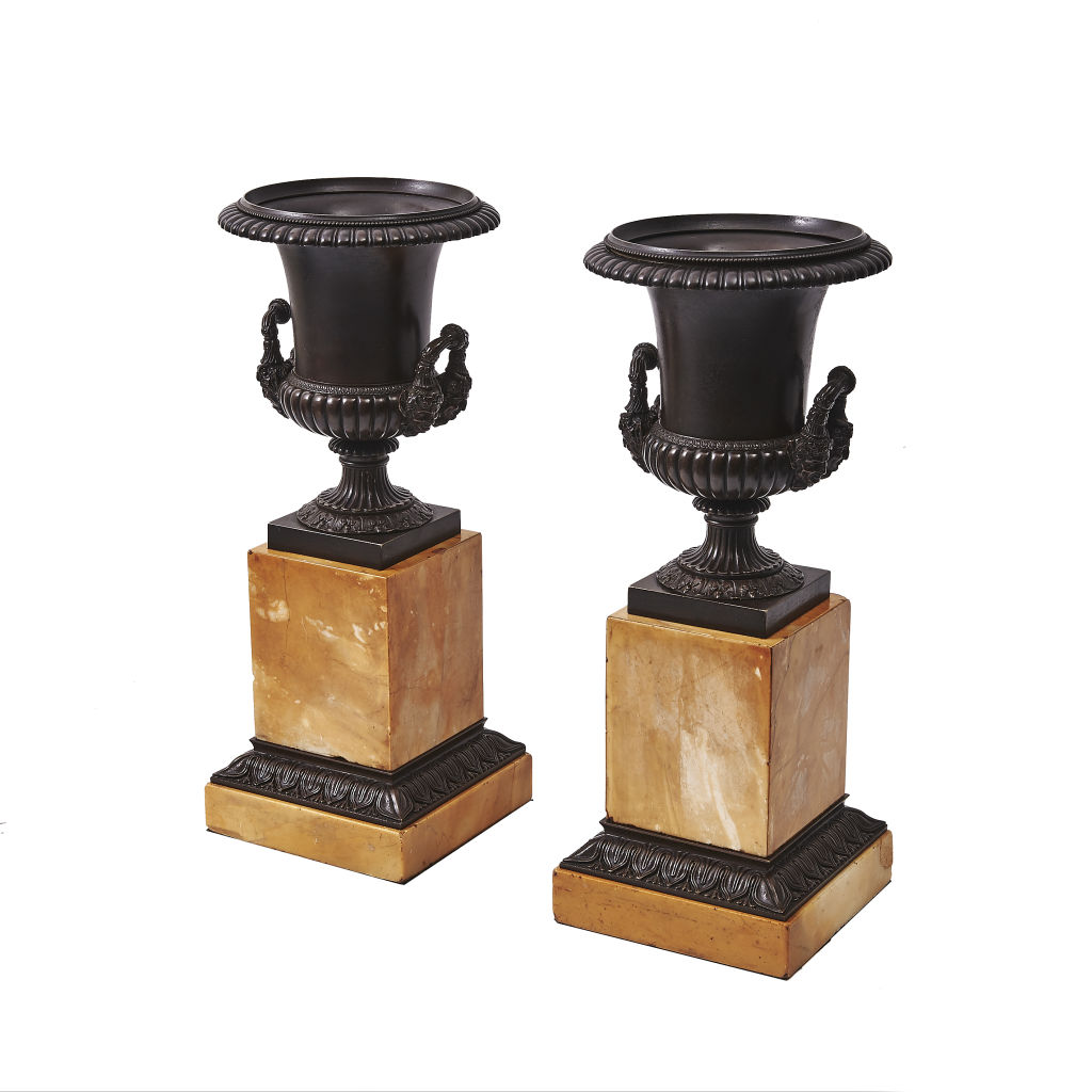 Louis Philippe Campana Urns