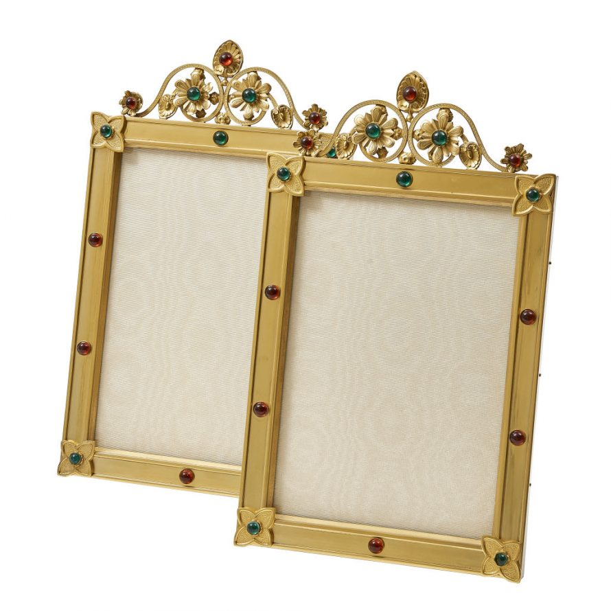 Pair Arts and Crafts Frames