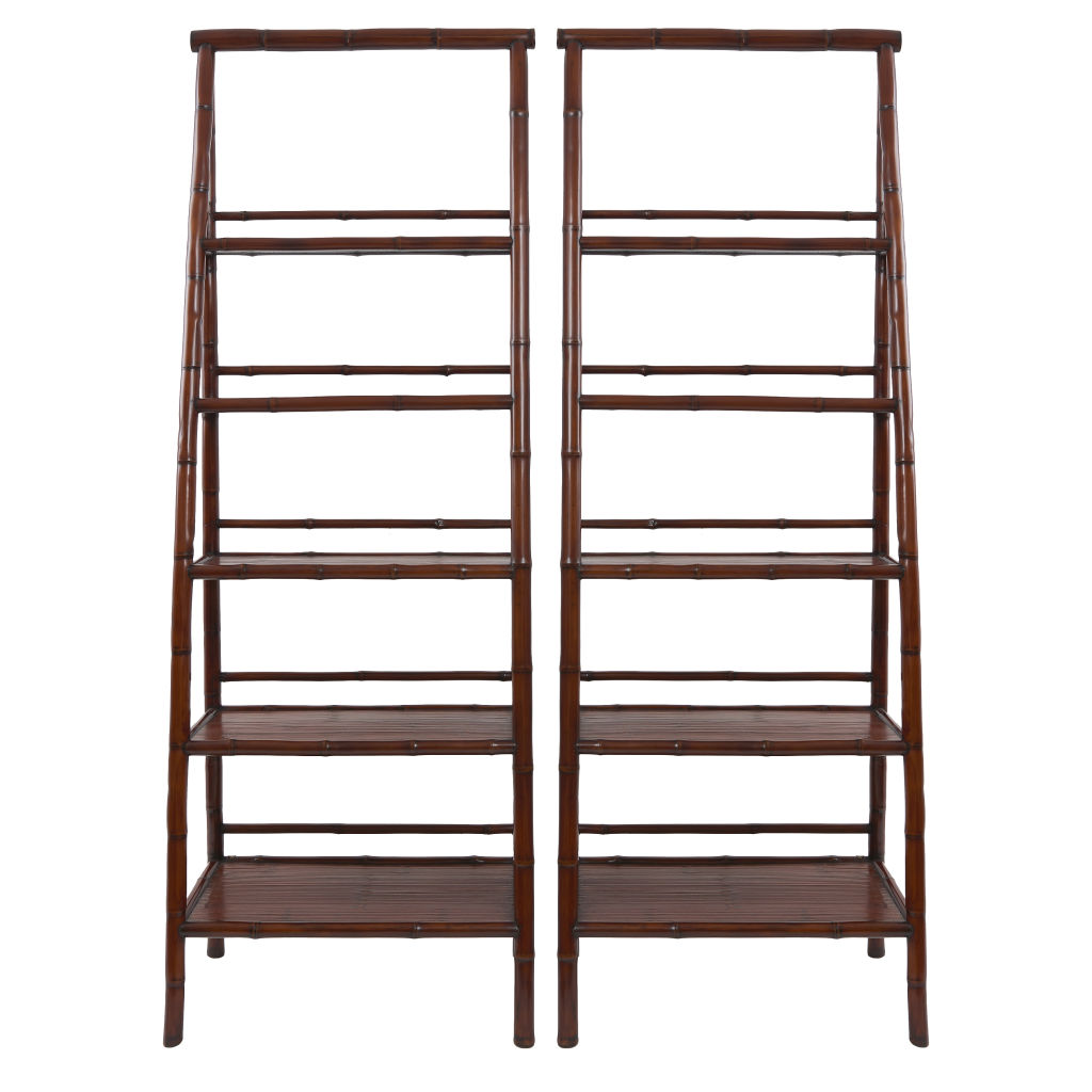 Pair A-line Bookshelves