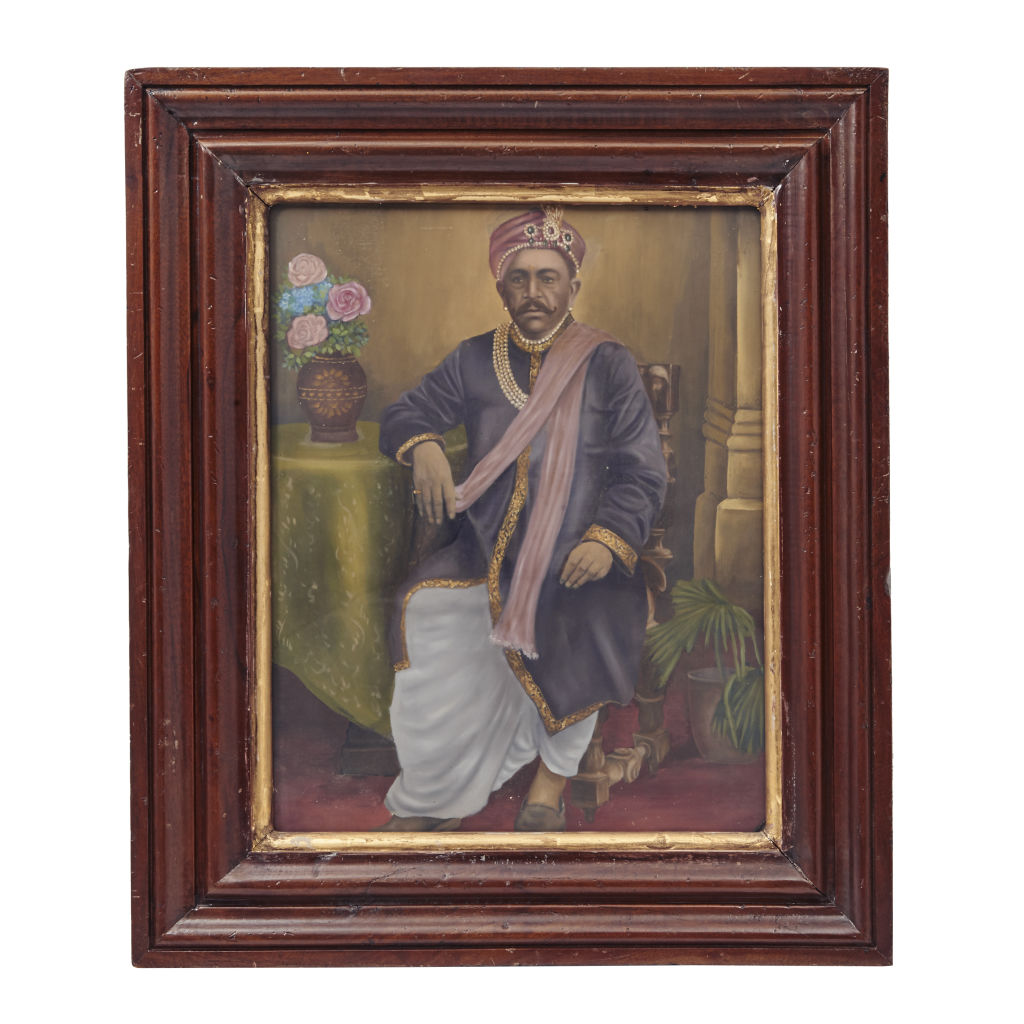 Maharaja Painting from Rajasthan
