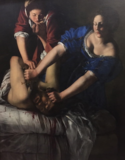Judith and Olophernes