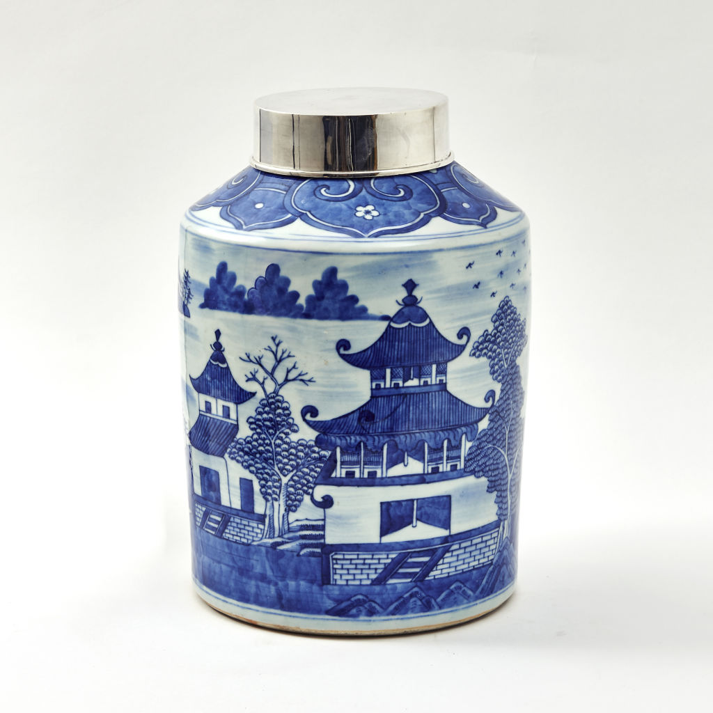 Chinese Tea Canister