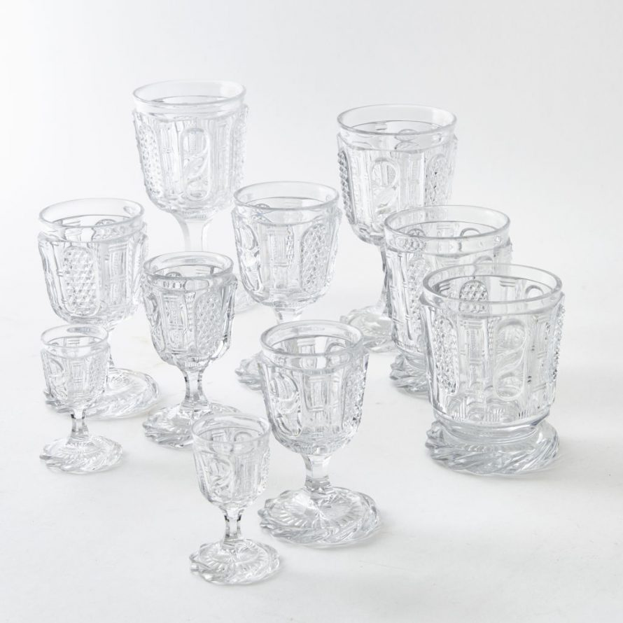 Continental Glassware Collection