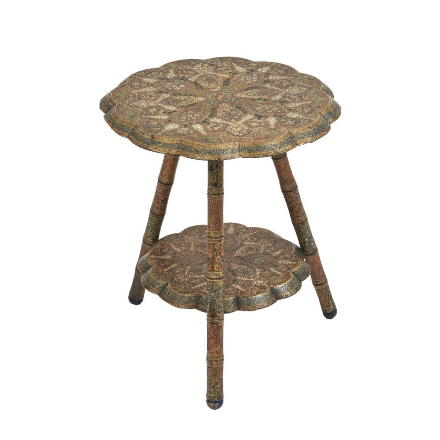 Kashmir Tripod Table