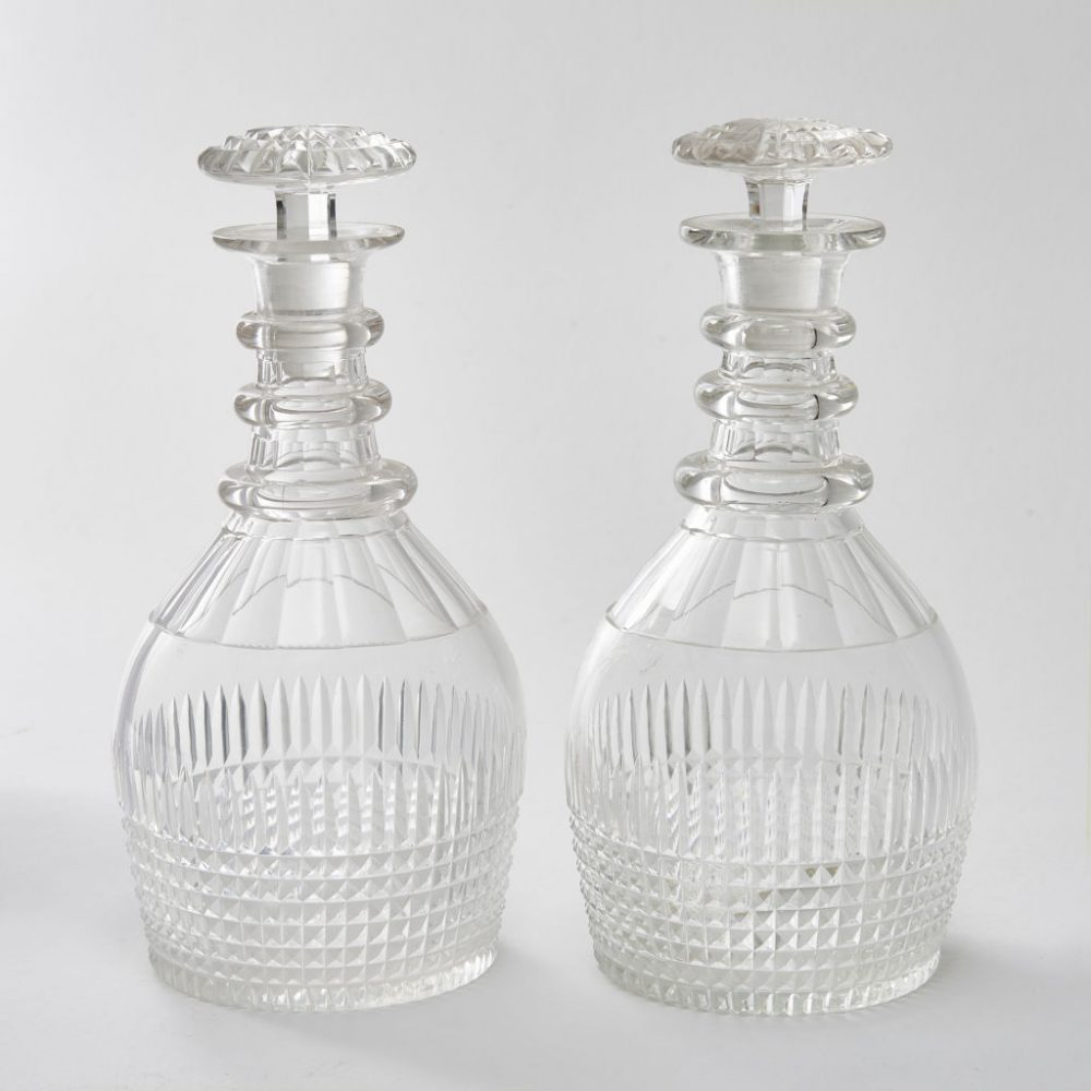 English Regency Decanters