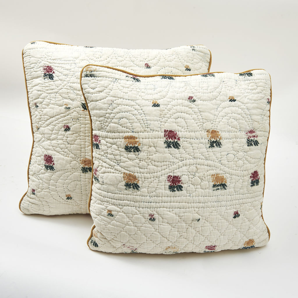 English 18th Century Cushions