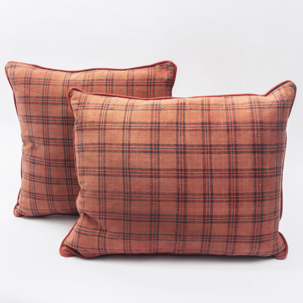 East Asian Fabric Cushion