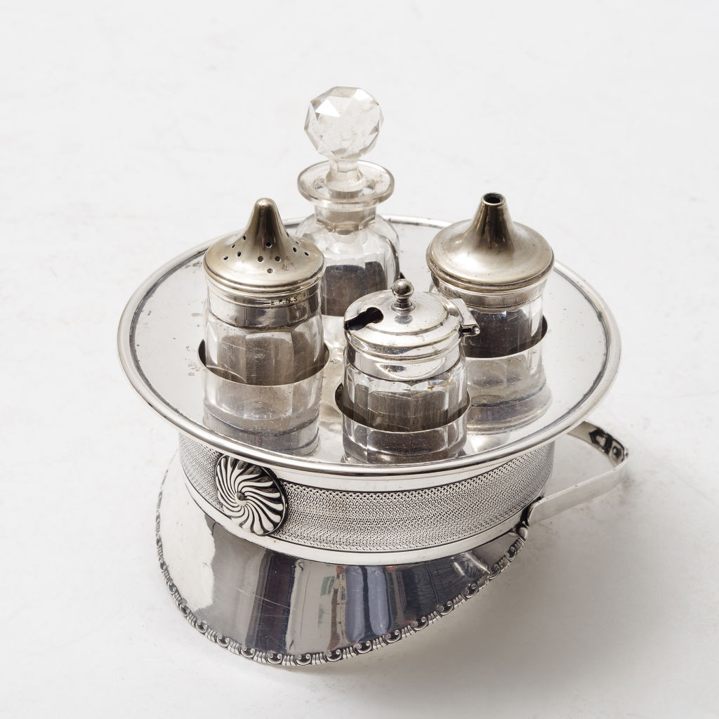 Novelty Condiment Set