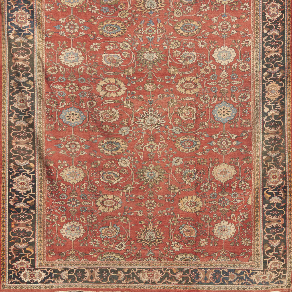 Persian Flat Weave Carpet