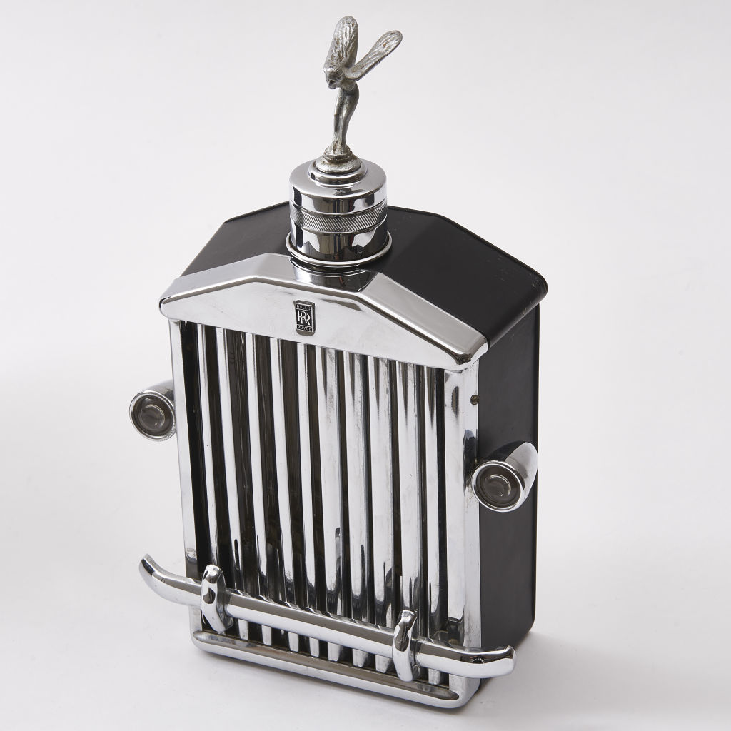 Rolls Royce Decanter