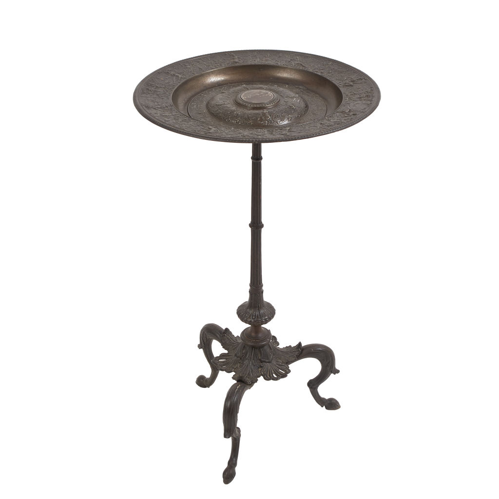 Mägdesprung Iron Side Table