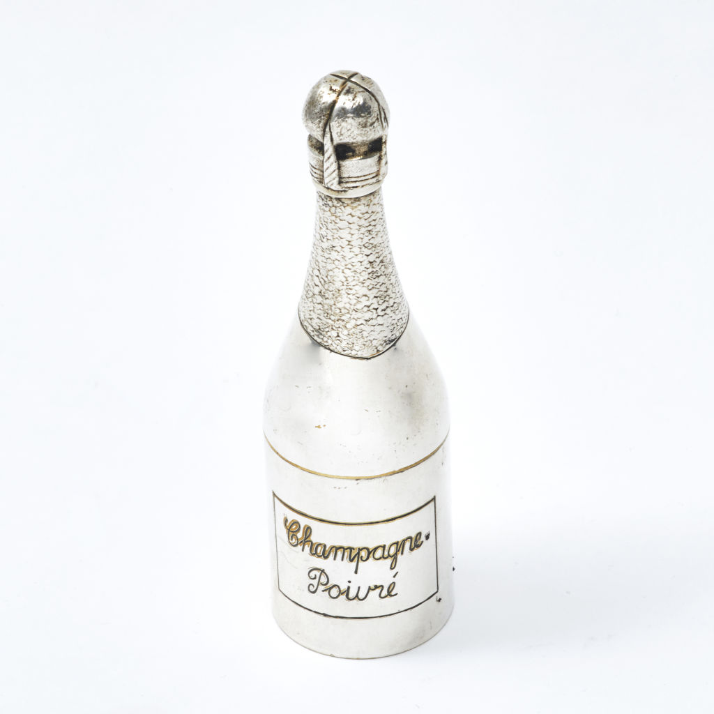 Novelty Champagne Pepper Mill