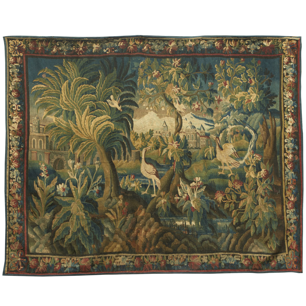 Felletin Verdure Tapestry