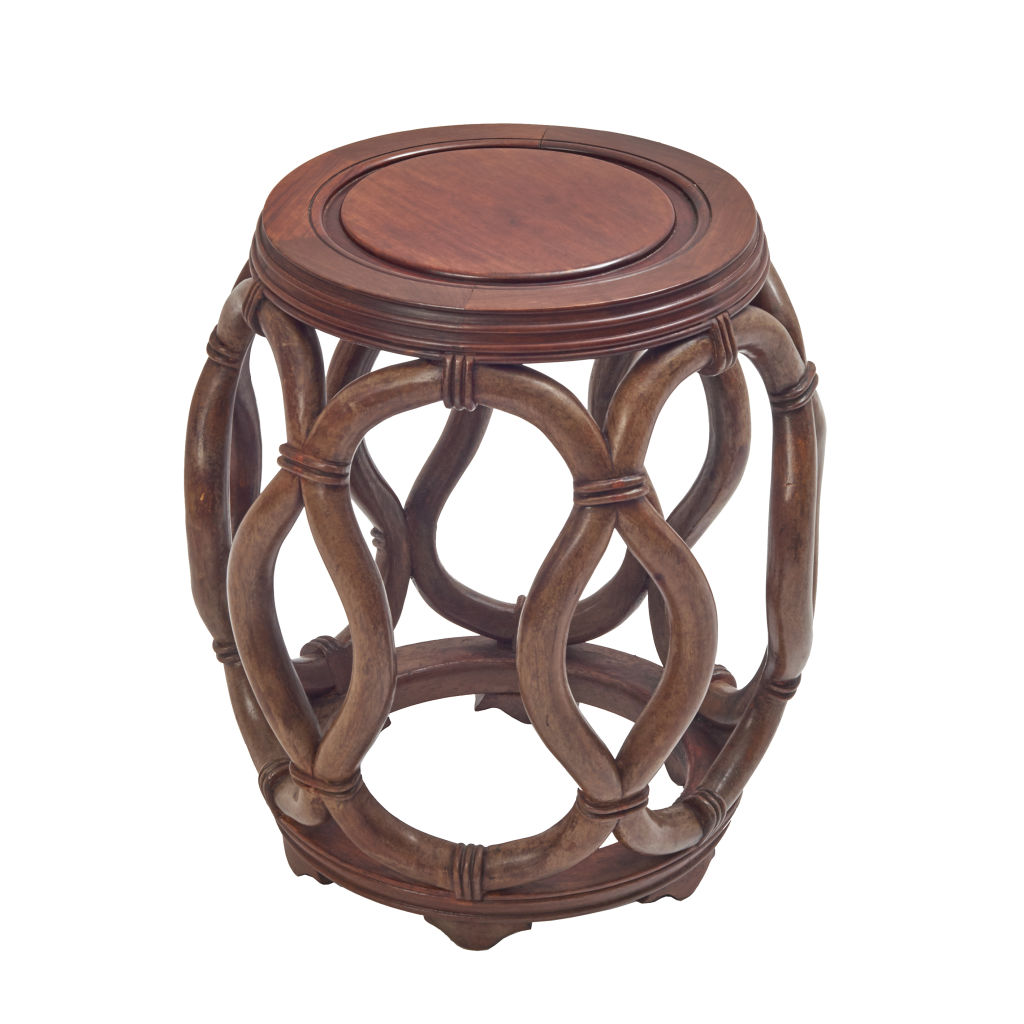 Chinese Barrel Stool