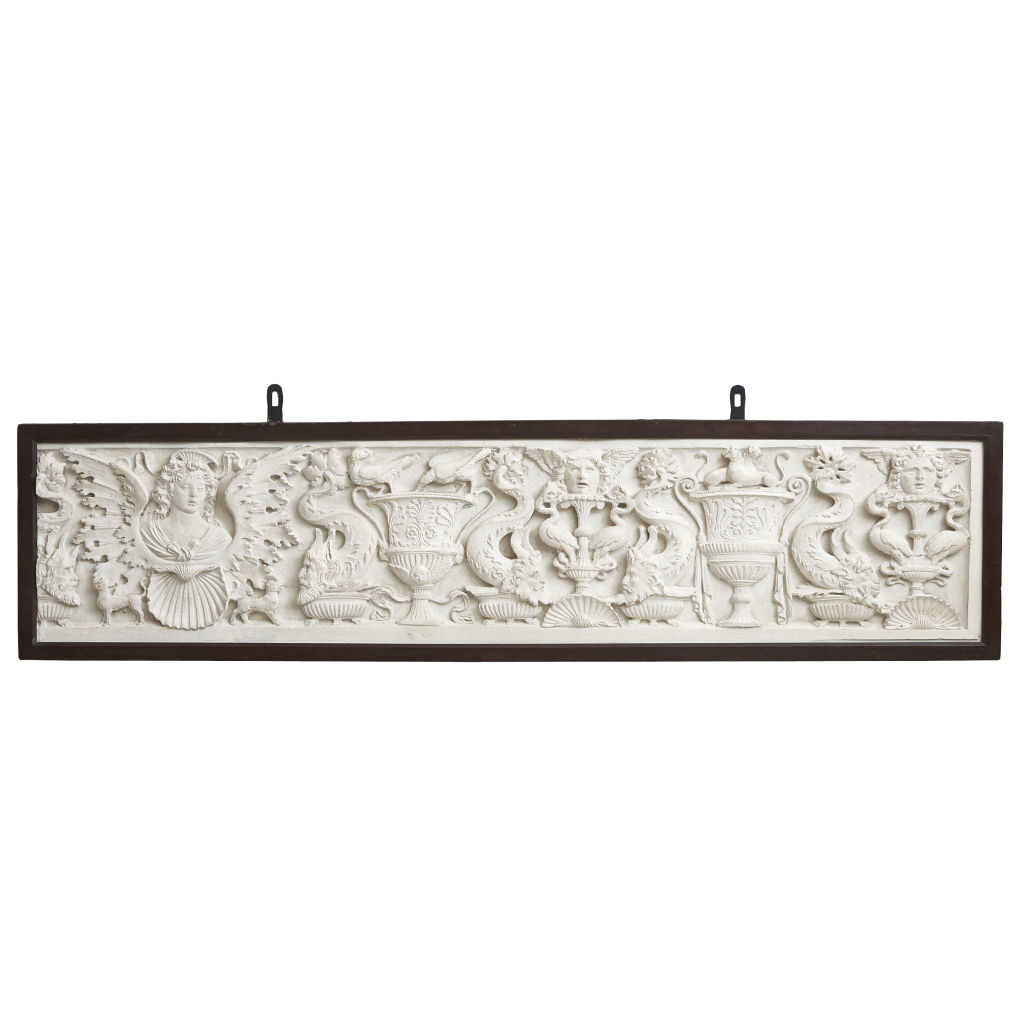 Italian Classical Plaster Frieze