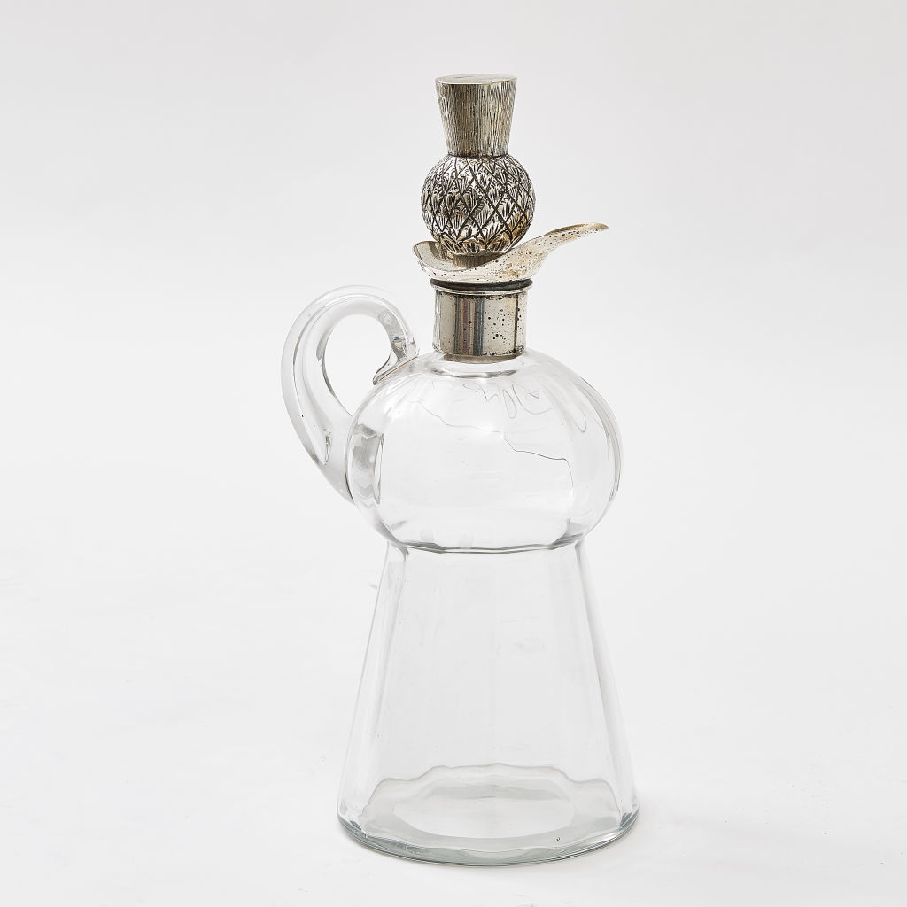 Thistle Whisky Decanter