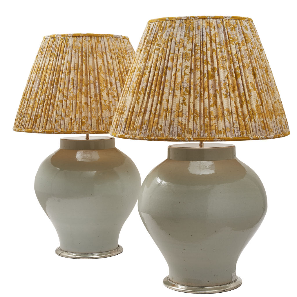 Chinese Porcelain Lamps