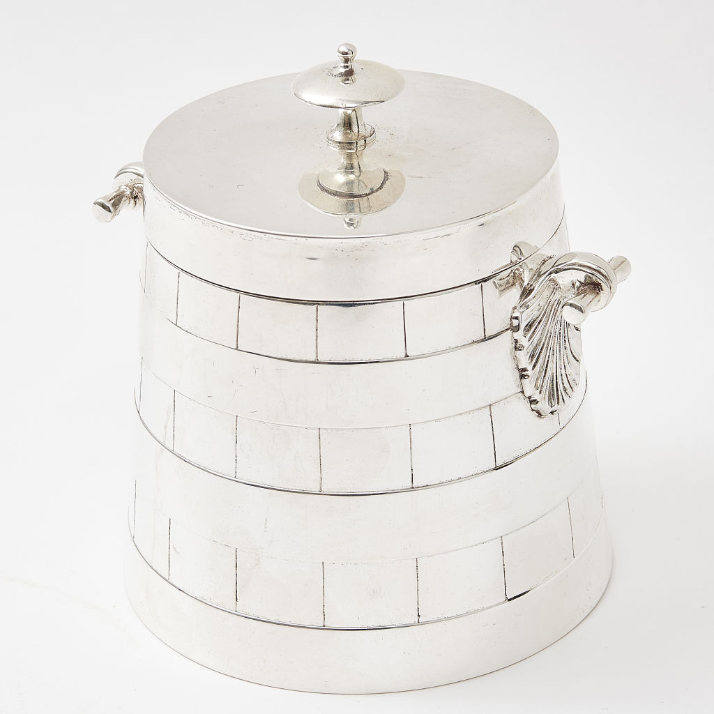 Turret Shaped Biscuit Box