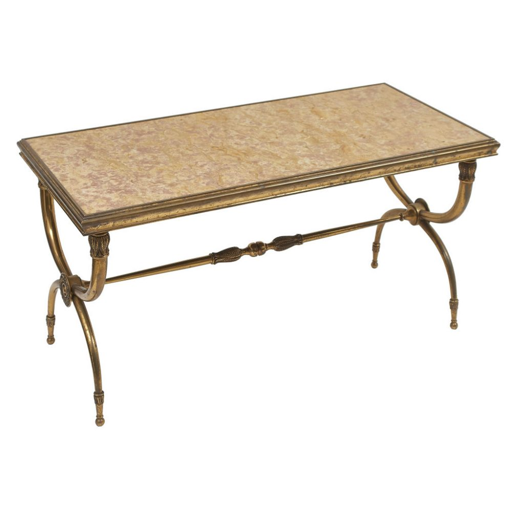 French Raymond Subes coffee Table