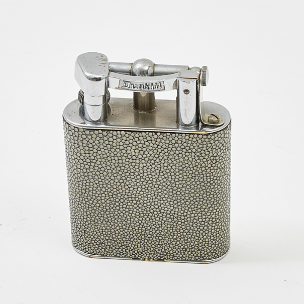 Shagreen Table Lighter
