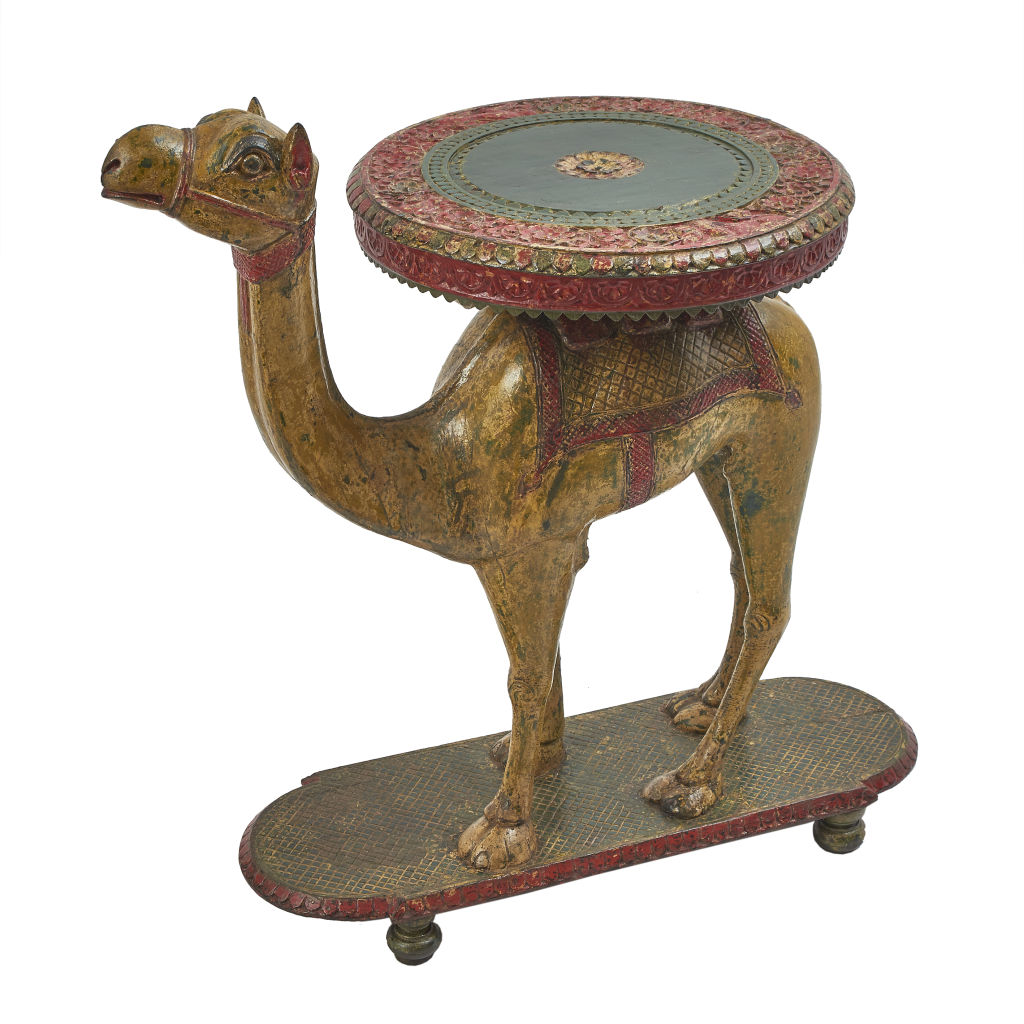 Painted Camel Table