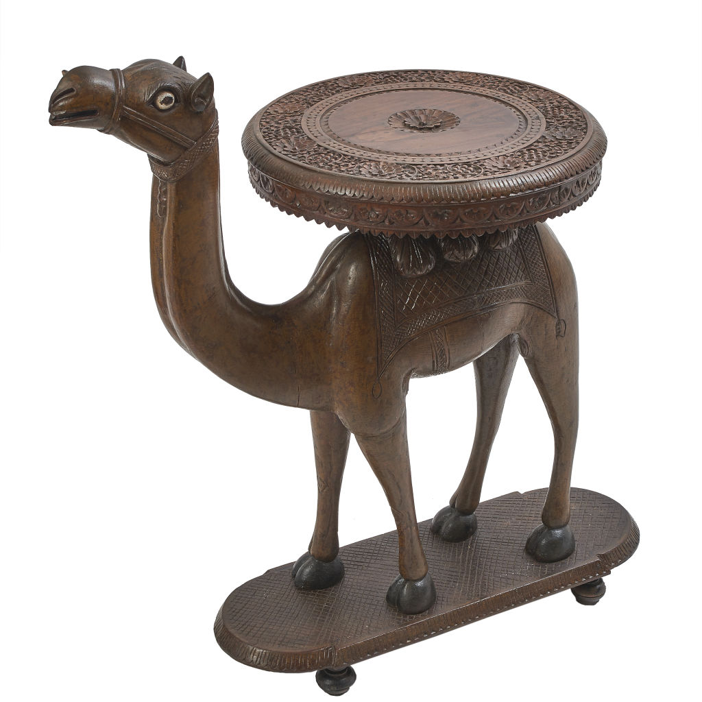 Indian Camel Table