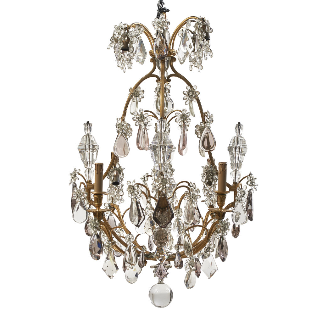 Bagues Style Chandelier