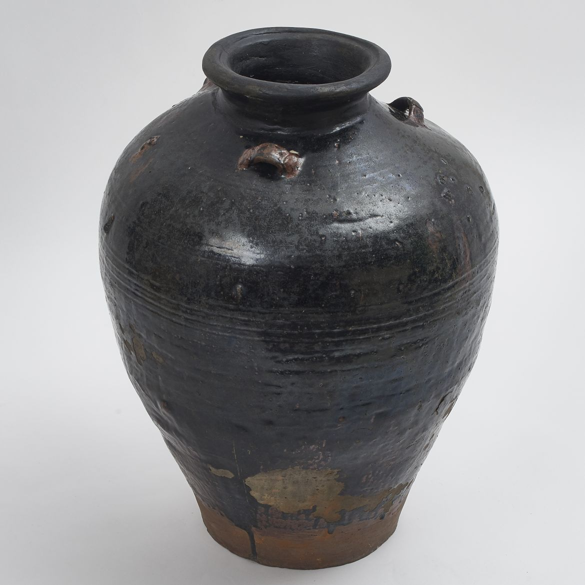 19th Century Chinese Water Jar