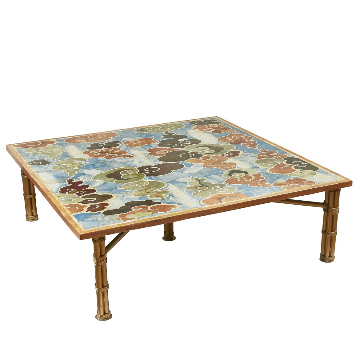 Japanese Style Marble Table