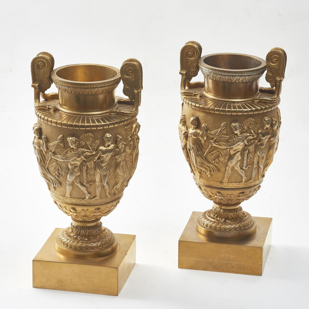 Neo-Classical Urns